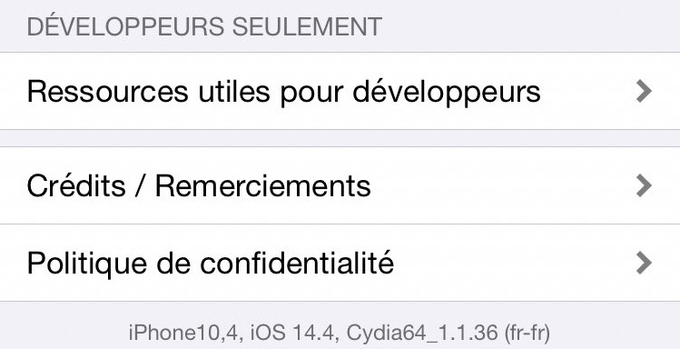 iOS 14.4 RC Jailbreak Successful with checkra1n